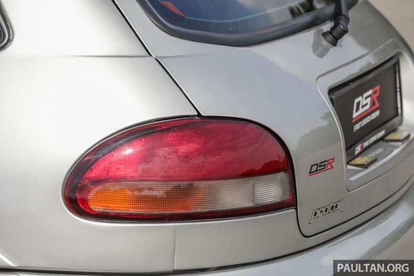 "2000 Proton Satria GTi – complete restoration of the legendary ""hot hatch"" by Dream Street Restoration Image #1174643"