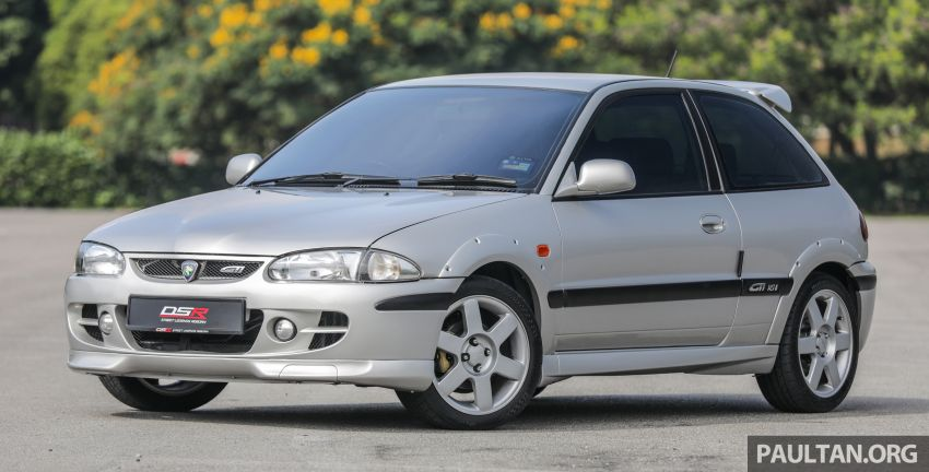 "2000 Proton Satria GTi – complete restoration of the legendary ""hot hatch"" by Dream Street Restoration Image #1174614"