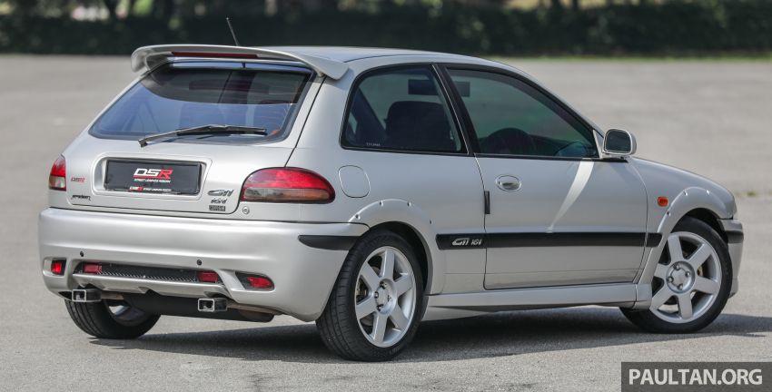 "2000 Proton Satria GTi – complete restoration of the legendary ""hot hatch"" by Dream Street Restoration Image #1174615"