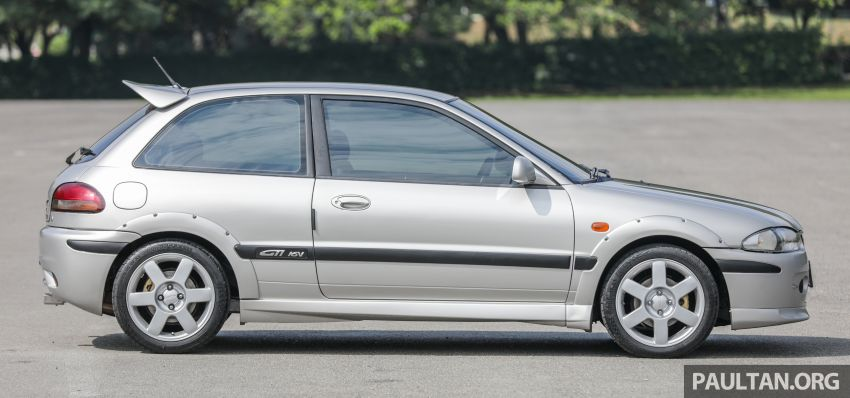 Proton Satria GTi '00 oleh Dream Street Restoration (DSR) – kereta lagenda, hasil restorasi oleh lagenda! Image #1174369