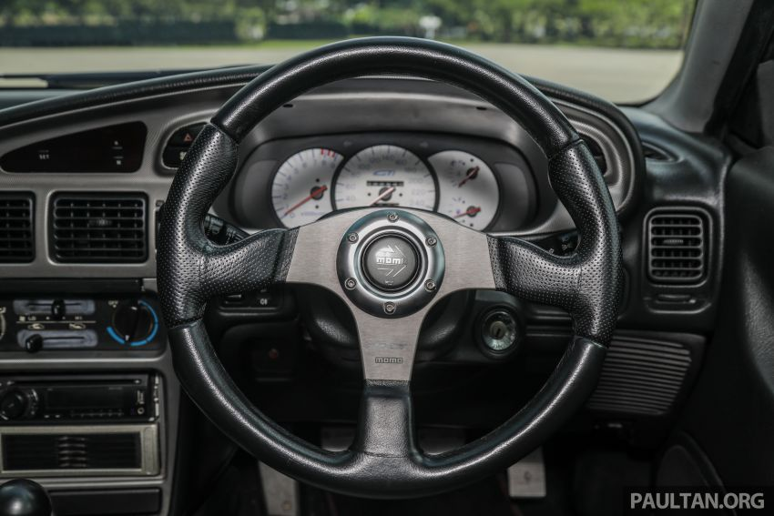 "2000 Proton Satria GTi – complete restoration of the legendary ""hot hatch"" by Dream Street Restoration Image #1174656"