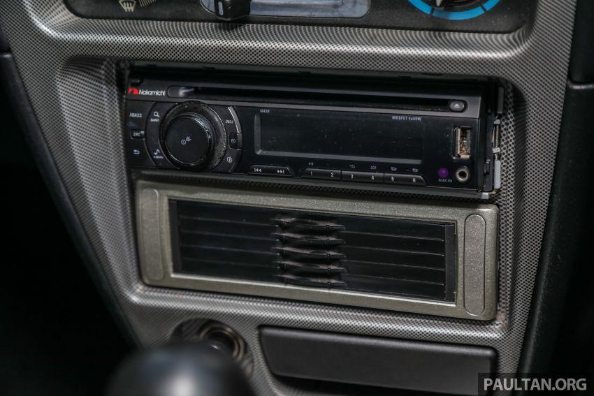 Proton Satria GTi '00 oleh Dream Street Restoration (DSR) – kereta lagenda, hasil restorasi oleh lagenda! Image #1174405