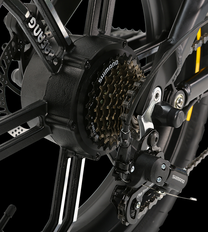 Ducati shows three new electric folding bicycles Image #1169843
