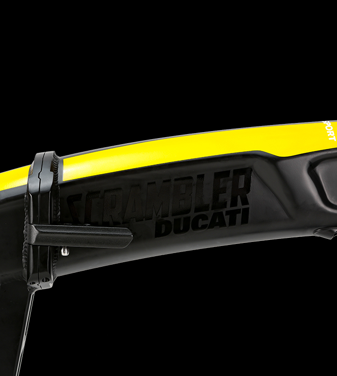 Ducati shows three new electric folding bicycles Image #1169842