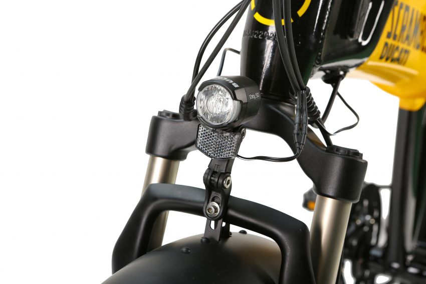 Ducati shows three new electric folding bicycles Image #1169831