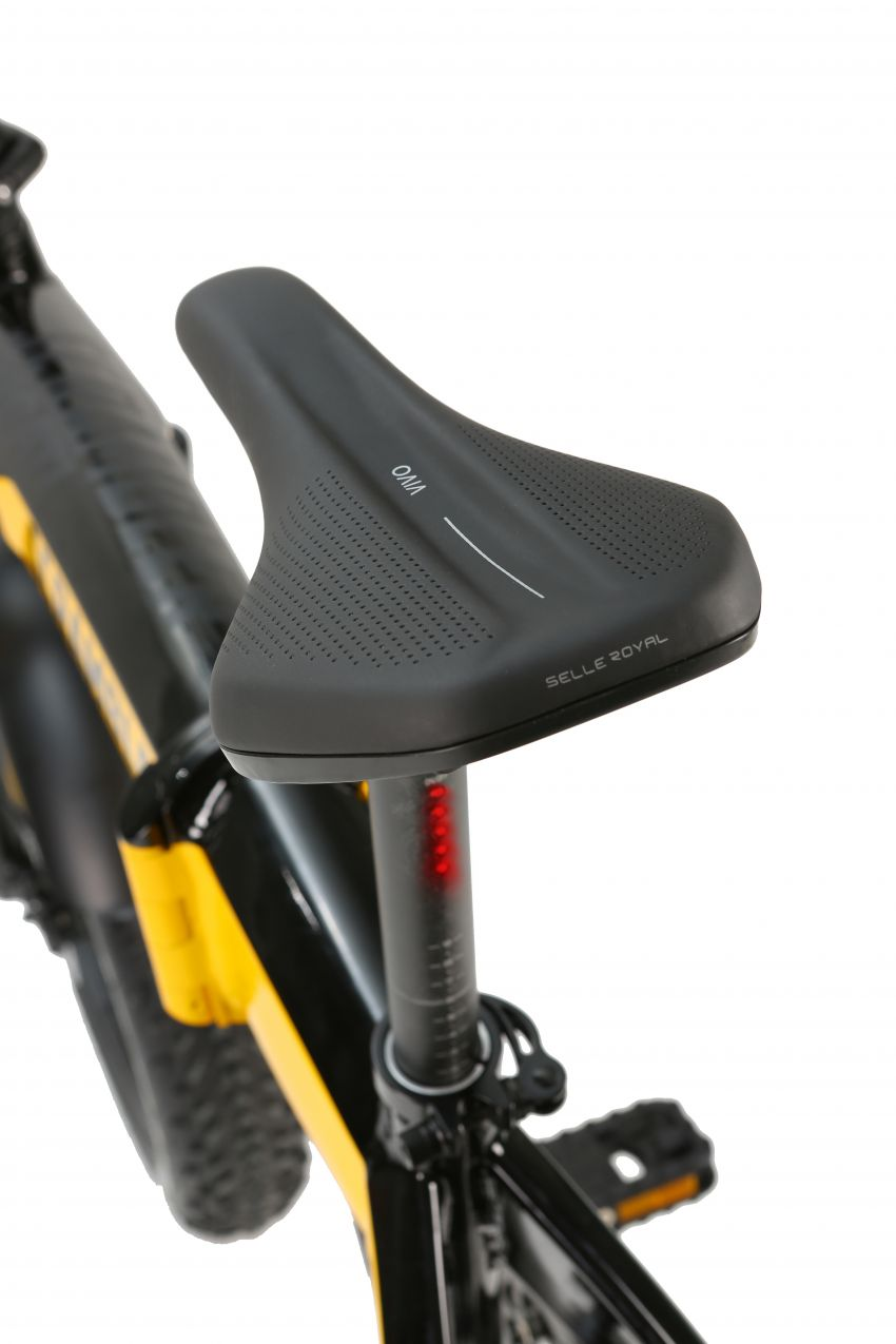 Ducati shows three new electric folding bicycles Image #1169833