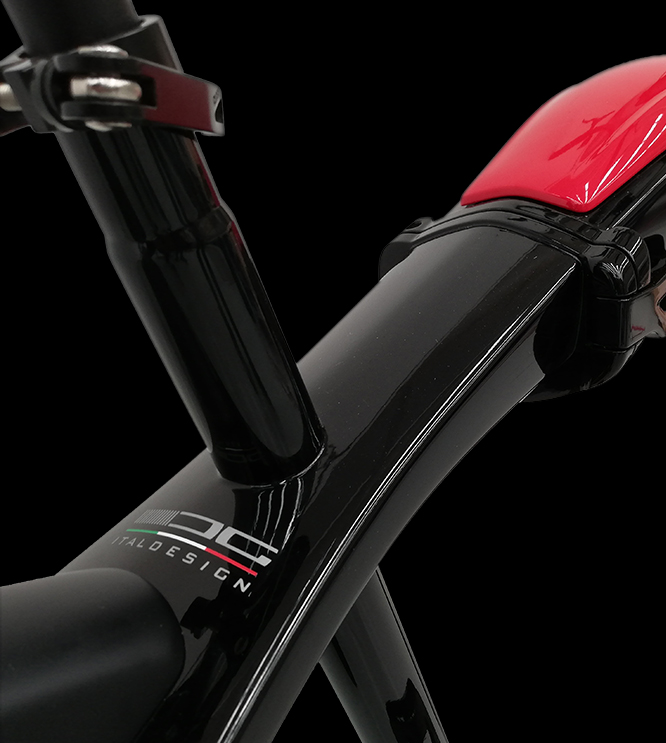 Ducati shows three new electric folding bicycles Image #1169859