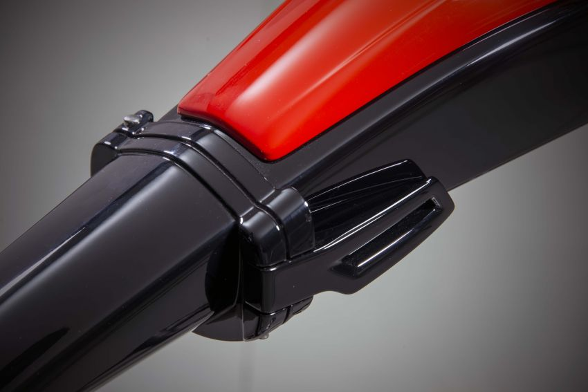Ducati shows three new electric folding bicycles Image #1169853