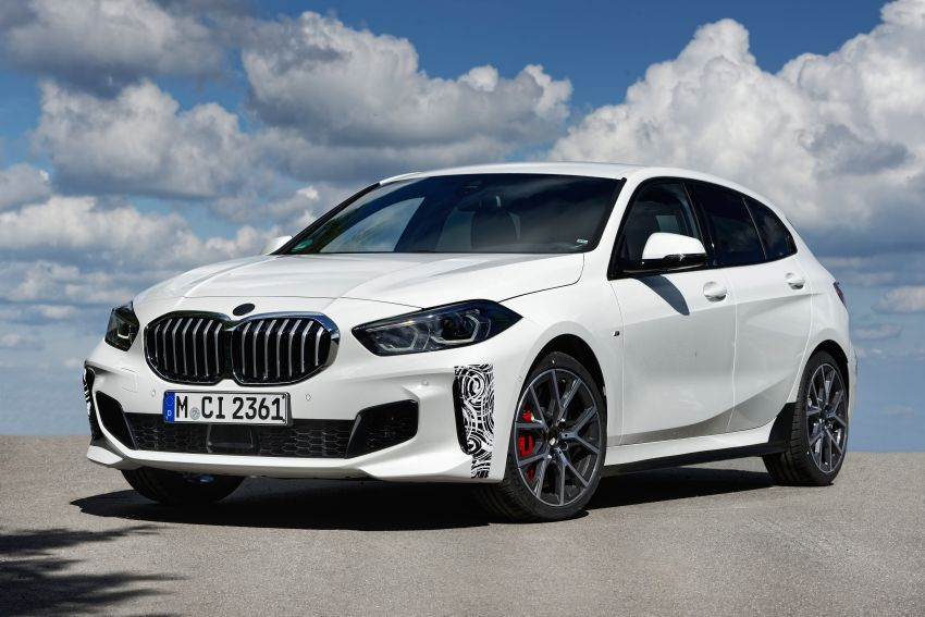 F40 BMW 128ti previewed – 265 PS, 0-100 km/h in 6.1s Image #1177857