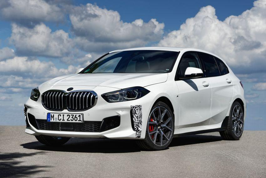BMW 128ti F40 ditunjuk — 265 PS, 0-100 km/j 6.1 saat Image #1177945