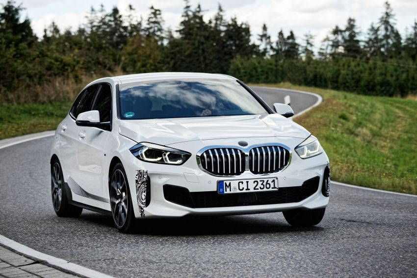 F40 BMW 128ti previewed – 265 PS, 0-100 km/h in 6.1s Image #1177872
