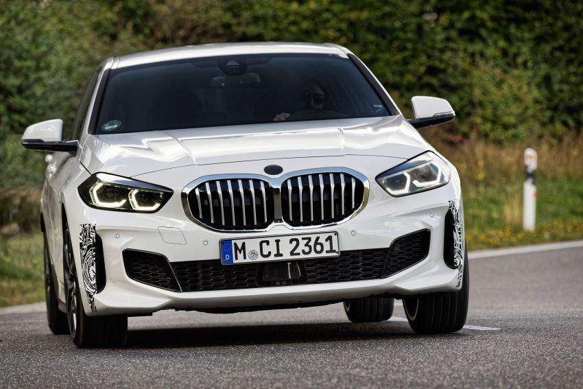 BMW 128ti F40 ditunjuk — 265 PS, 0-100 km/j 6.1 saat Image #1177958