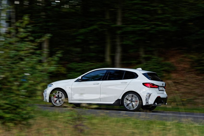 F40 BMW 128ti previewed – 265 PS, 0-100 km/h in 6.1s Image #1177875