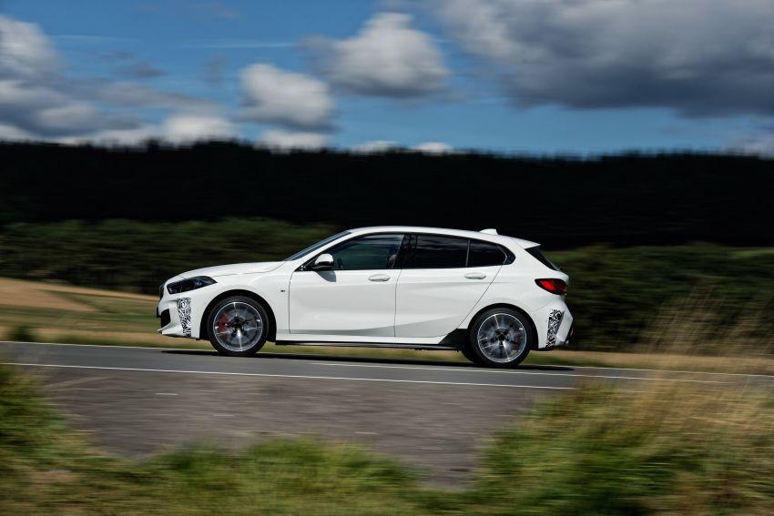 BMW 128ti F40 ditunjuk — 265 PS, 0-100 km/j 6.1 saat Image #1177961