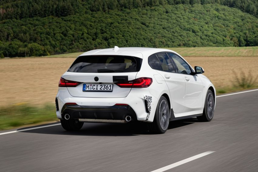 F40 BMW 128ti previewed – 265 PS, 0-100 km/h in 6.1s Image #1177879
