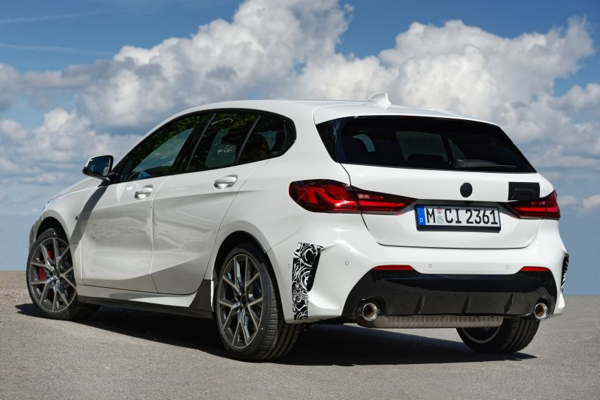 F40 BMW 128ti previewed – 265 PS, 0-100 km/h in 6.1s Image #1177859