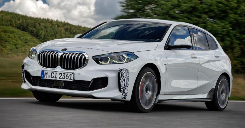BMW 128ti F40 ditunjuk — 265 PS, 0-100 km/j 6.1 saat Image #1177965