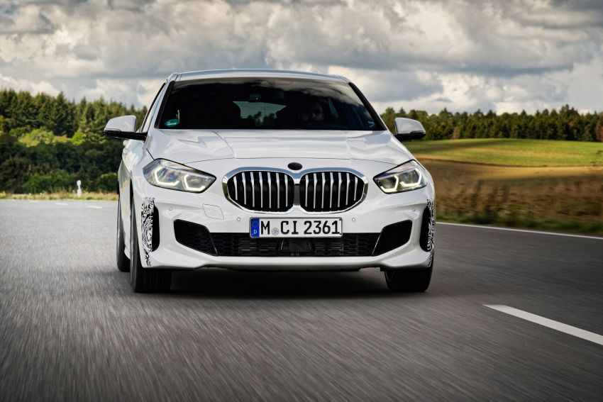 BMW 128ti F40 ditunjuk — 265 PS, 0-100 km/j 6.1 saat Image #1177966