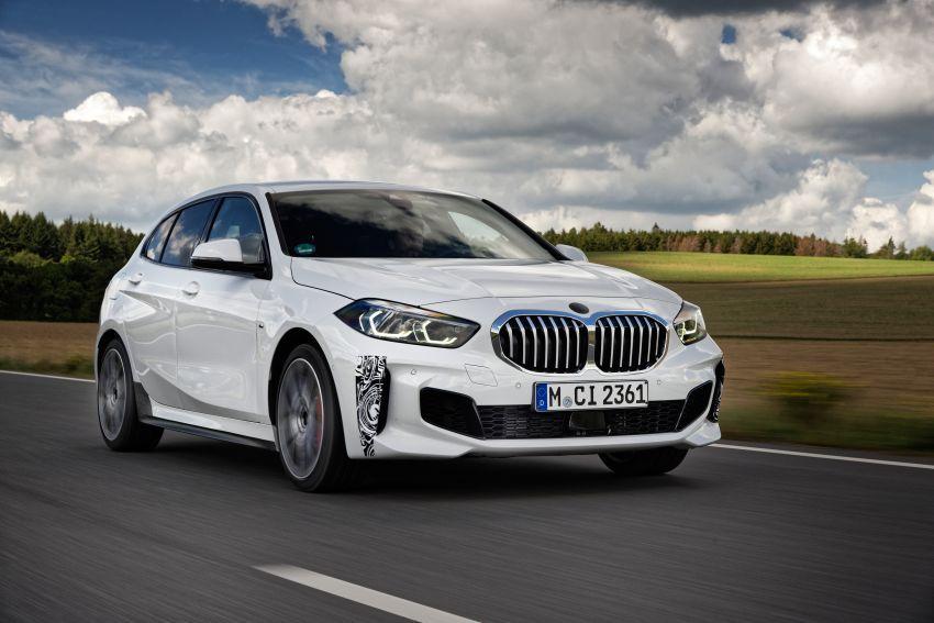 BMW 128ti F40 ditunjuk — 265 PS, 0-100 km/j 6.1 saat Image #1177967