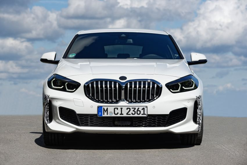F40 BMW 128ti previewed – 265 PS, 0-100 km/h in 6.1s Image #1177861