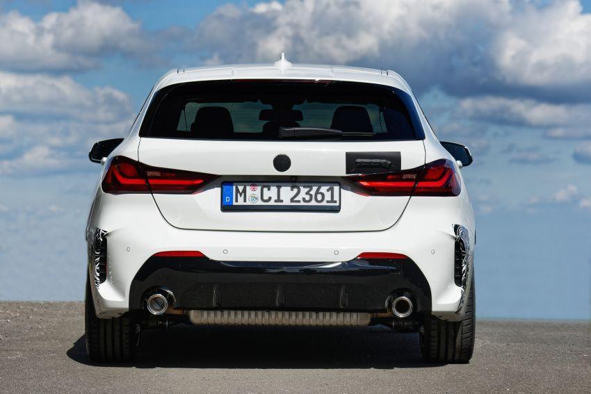 BMW 128ti F40 ditunjuk — 265 PS, 0-100 km/j 6.1 saat Image #1177948