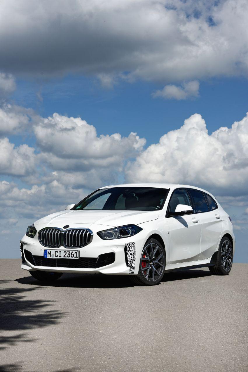 BMW 128ti F40 ditunjuk — 265 PS, 0-100 km/j 6.1 saat Image #1177951