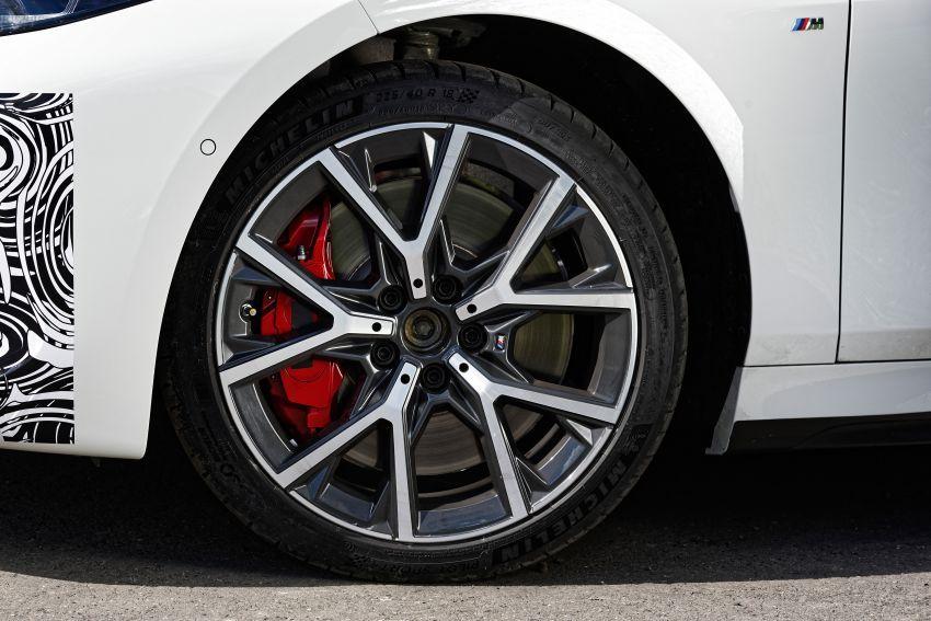 BMW 128ti F40 ditunjuk — 265 PS, 0-100 km/j 6.1 saat Image #1177952