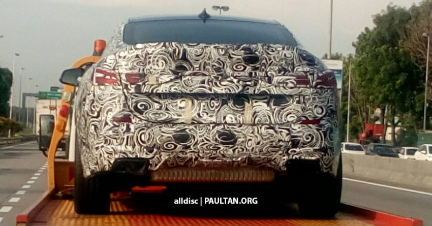 SPIED: F44 BMW M235i xDrive Gran Coupe in Malaysia Image #1176258