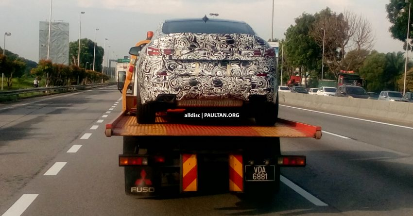 SPIED: F44 BMW M235i xDrive Gran Coupe in Malaysia Image #1176260