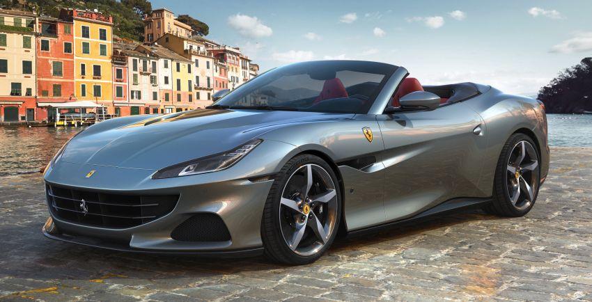 Ferrari Portofino M debuts – 620 PS, eight-speed DCT Image #1177775