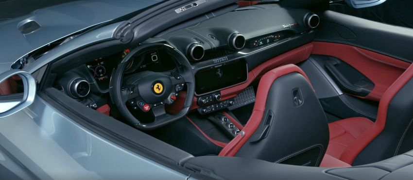 Ferrari Portofino M debuts – 620 PS, eight-speed DCT Image #1177772