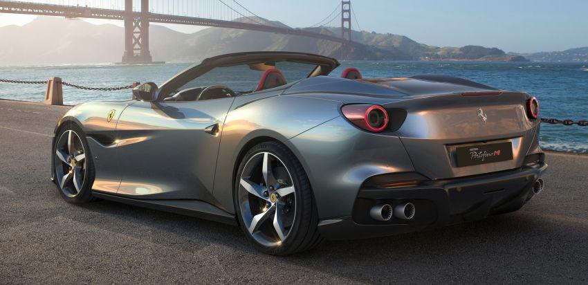 Ferrari Portofino M debuts – 620 PS, eight-speed DCT Image #1177776