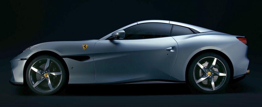 Ferrari Portofino M debuts – 620 PS, eight-speed DCT Image #1177779