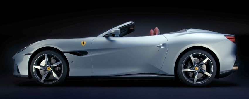 Ferrari Portofino M debuts – 620 PS, eight-speed DCT Image #1177780