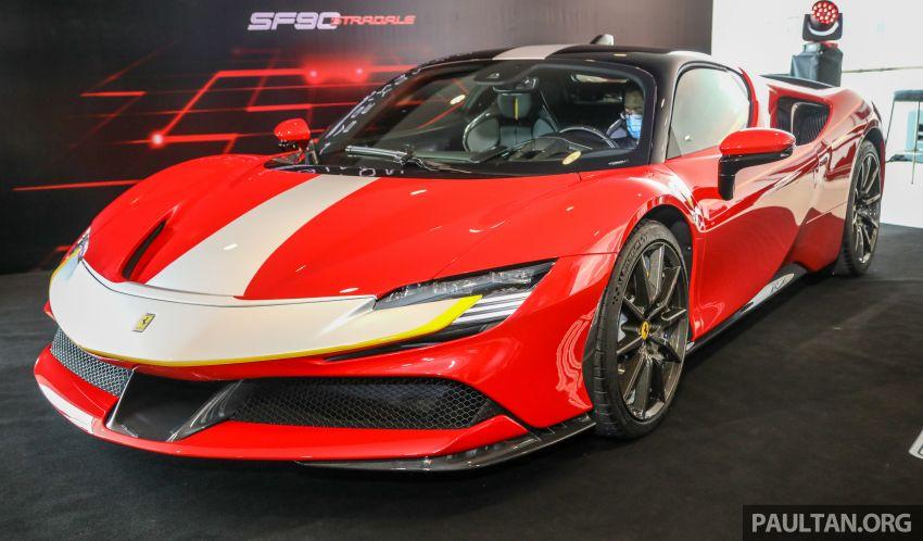 Ferrari SF90 Stradale dilancarkan di M'sia – 3,990 cc V8, klac berkembar 8-kelajuan baharu; dari RM1.908j Image #1178924