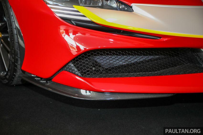 Ferrari SF90 Stradale dilancarkan di M'sia – 3,990 cc V8, klac berkembar 8-kelajuan baharu; dari RM1.908j Image #1178933