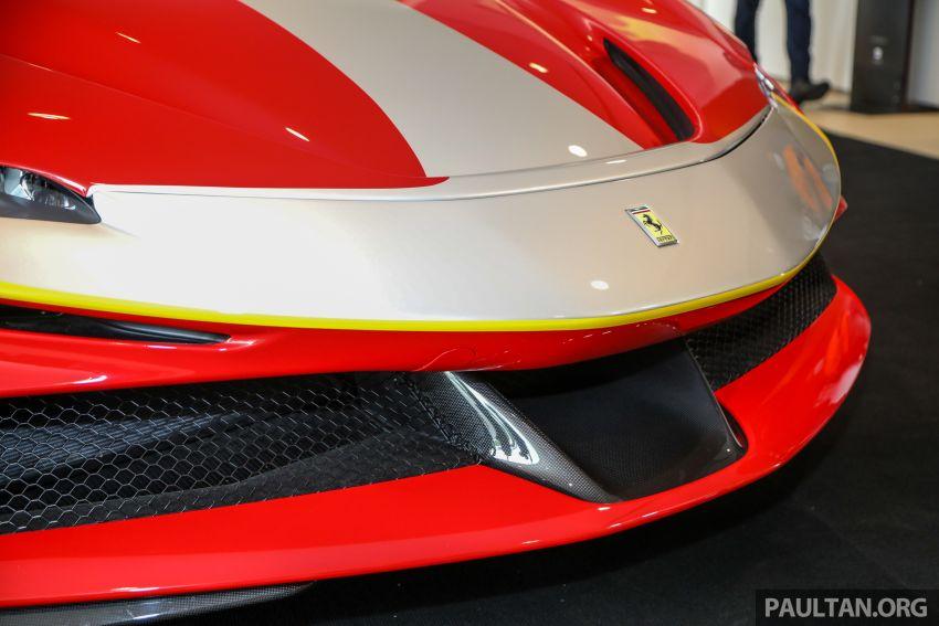 Ferrari SF90 Stradale dilancarkan di M'sia – 3,990 cc V8, klac berkembar 8-kelajuan baharu; dari RM1.908j Image #1178934