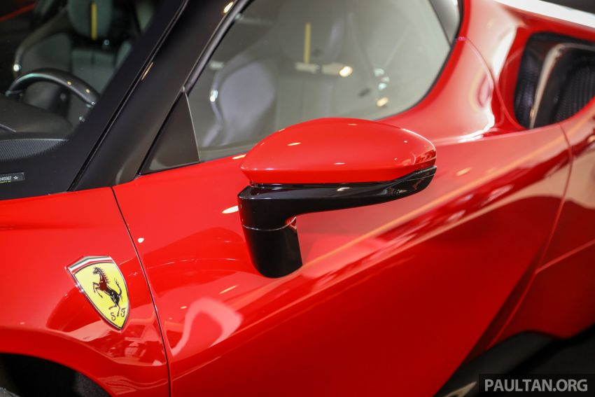 Ferrari SF90 Stradale dilancarkan di M'sia – 3,990 cc V8, klac berkembar 8-kelajuan baharu; dari RM1.908j Image #1178942