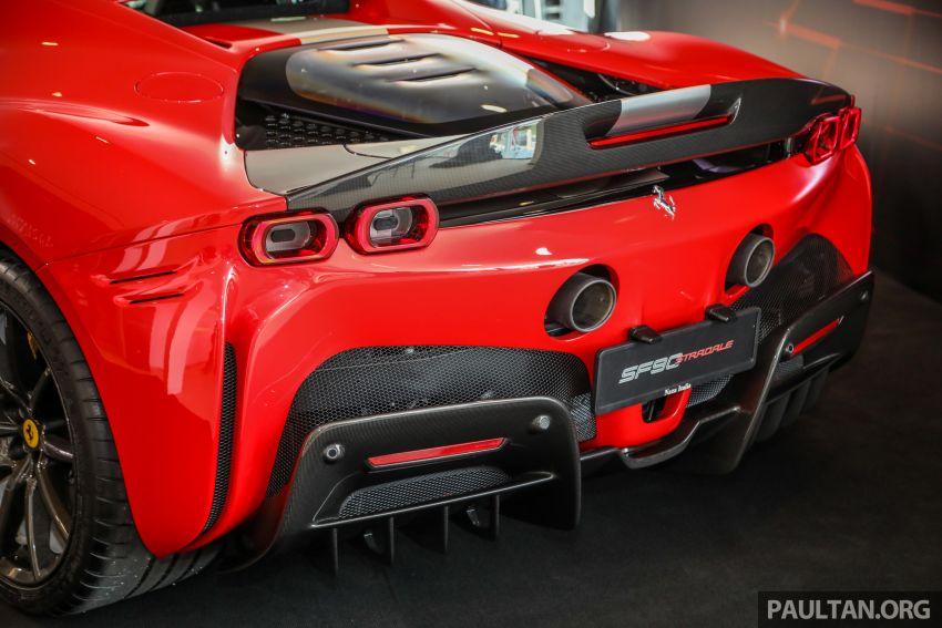 Ferrari SF90 Stradale dilancarkan di M'sia – 3,990 cc V8, klac berkembar 8-kelajuan baharu; dari RM1.908j Image #1178946