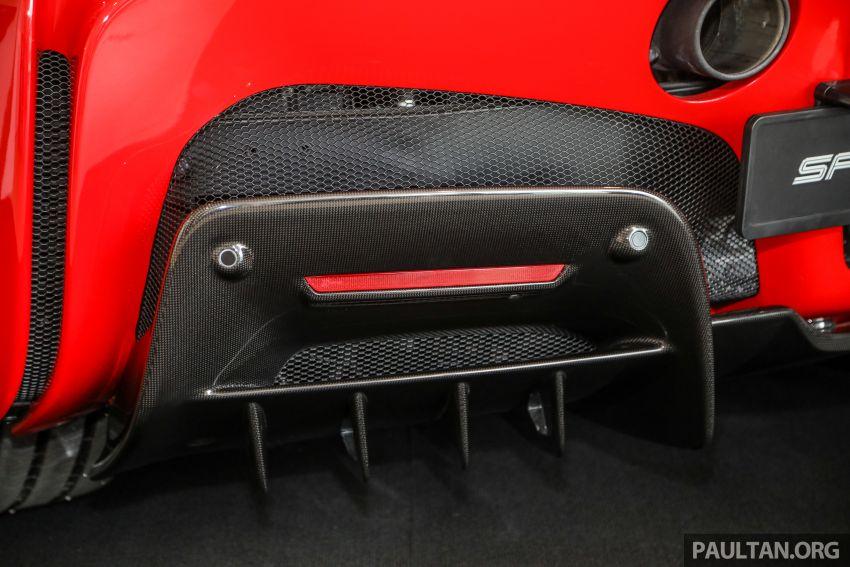 Ferrari SF90 Stradale dilancarkan di M'sia – 3,990 cc V8, klac berkembar 8-kelajuan baharu; dari RM1.908j Image #1178949