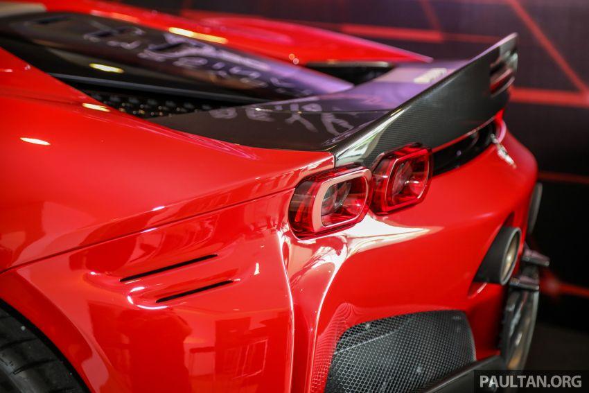 Ferrari SF90 Stradale dilancarkan di M'sia – 3,990 cc V8, klac berkembar 8-kelajuan baharu; dari RM1.908j Image #1178953
