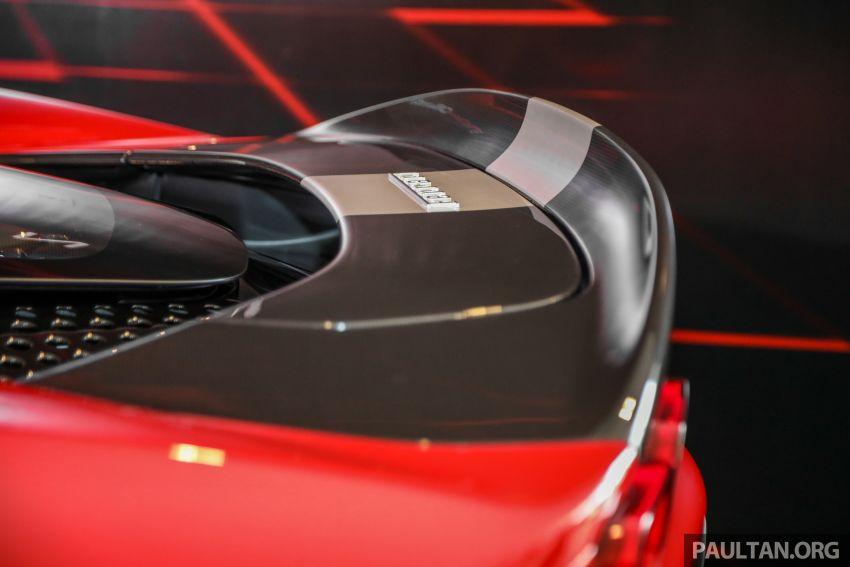 Ferrari SF90 Stradale dilancarkan di M'sia – 3,990 cc V8, klac berkembar 8-kelajuan baharu; dari RM1.908j Image #1178954