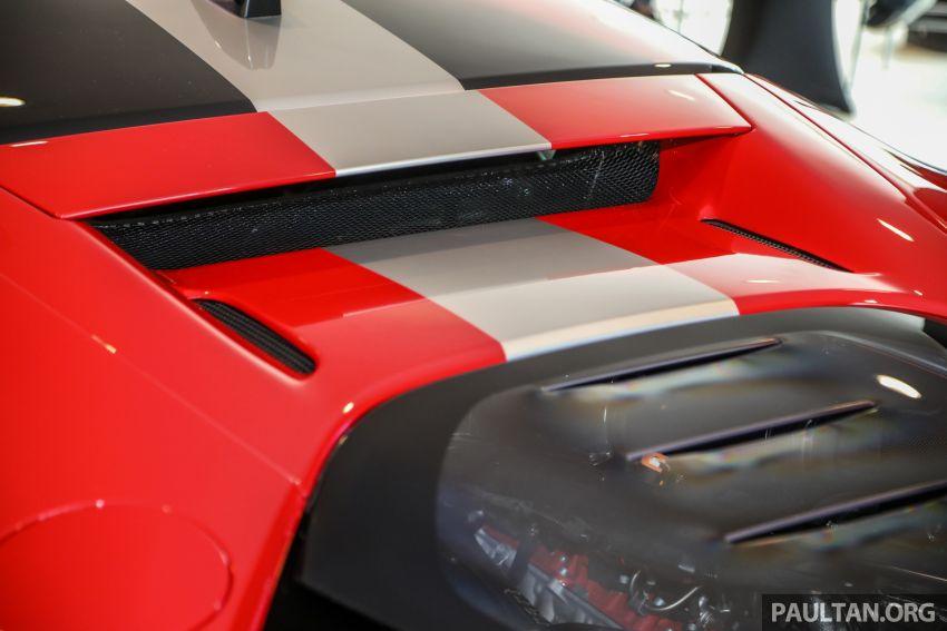 Ferrari SF90 Stradale dilancarkan di M'sia – 3,990 cc V8, klac berkembar 8-kelajuan baharu; dari RM1.908j Image #1178955