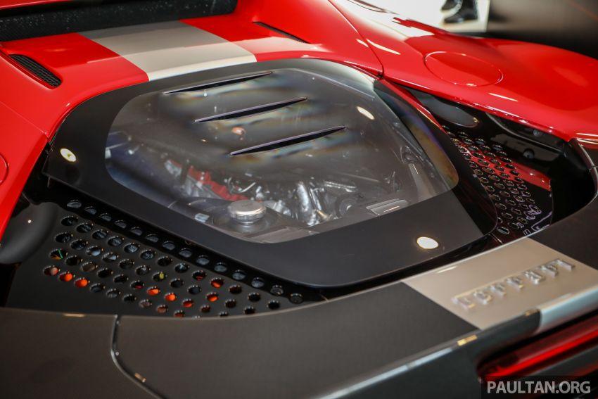 Ferrari SF90 Stradale dilancarkan di M'sia – 3,990 cc V8, klac berkembar 8-kelajuan baharu; dari RM1.908j Image #1178957