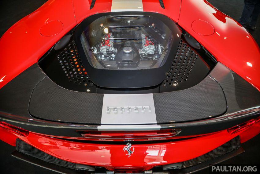 Ferrari SF90 Stradale dilancarkan di M'sia – 3,990 cc V8, klac berkembar 8-kelajuan baharu; dari RM1.908j Image #1178959