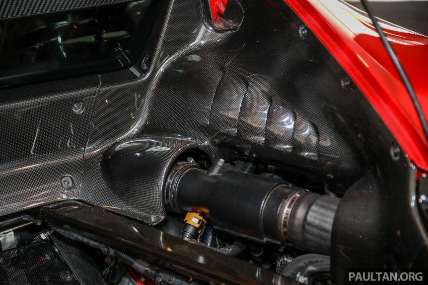 Ferrari SF90 Stradale dilancarkan di M'sia – 3,990 cc V8, klac berkembar 8-kelajuan baharu; dari RM1.908j Image #1178965