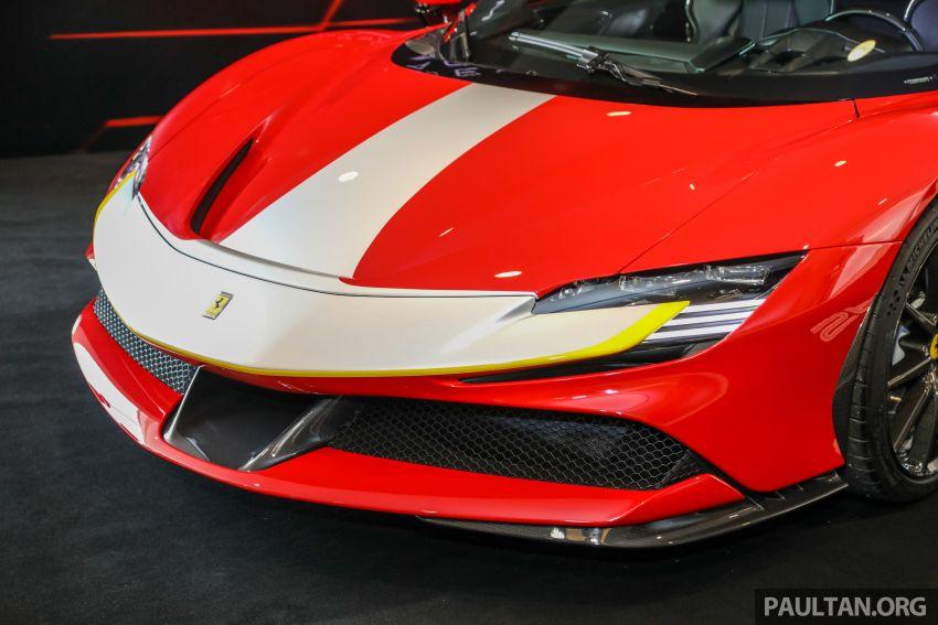 Ferrari SF90 Stradale dilancarkan di M'sia – 3,990 cc V8, klac berkembar 8-kelajuan baharu; dari RM1.908j Image #1178931