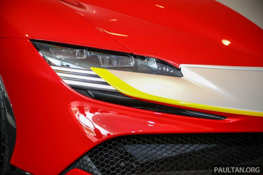 Ferrari SF90 Stradale dilancarkan di M'sia – 3,990 cc V8, klac berkembar 8-kelajuan baharu; dari RM1.908j Image #1178932