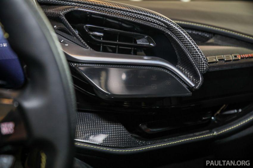 Ferrari SF90 Stradale dilancarkan di M'sia – 3,990 cc V8, klac berkembar 8-kelajuan baharu; dari RM1.908j Image #1178978