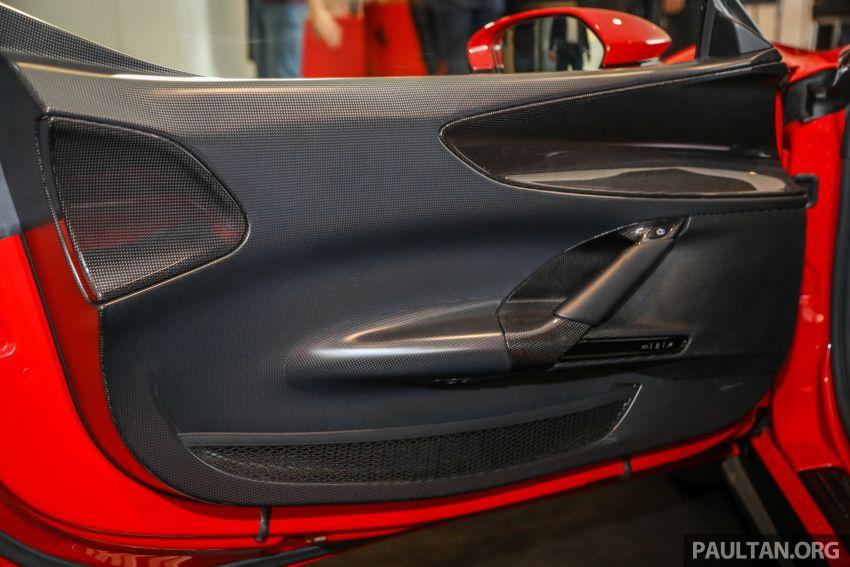 Ferrari SF90 Stradale dilancarkan di M'sia – 3,990 cc V8, klac berkembar 8-kelajuan baharu; dari RM1.908j Image #1178979
